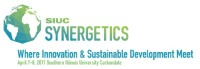 graphic reads: Synergetics: Where innovation and sustainable development meet