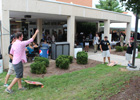 CoB kicks off the fall semester with the Welcome Back BBQ