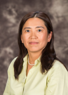 Dr. Claire Liang, assistant professor of finance