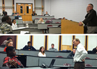 Providing access to industry leaders: Guest speakers enrich CoB classrooms