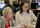Trained Student Volunteers Offer Free Tax Preparation Assistance