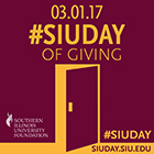 SIU Day of Giving Logo