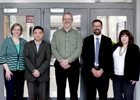 Outstanding Faculty and Staff Recognition